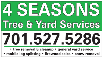 4 Seasons Tree & Yard Services